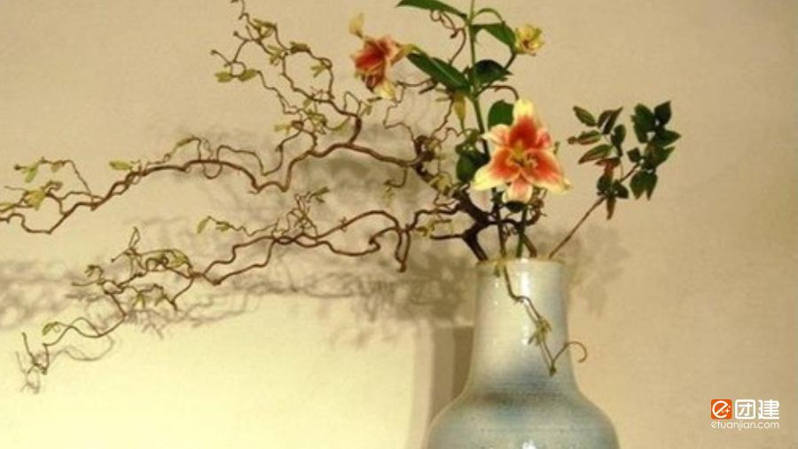文创团建|绽放的艺术插花团建体验