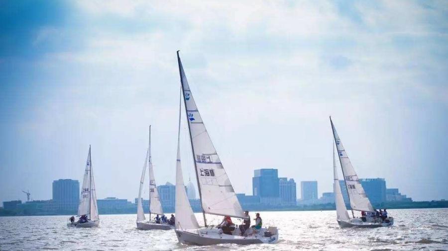 运动团建 扬帆起航 乘风破浪
