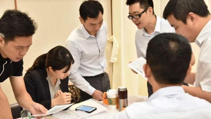 《5G新时代》经营管理沙盘课程